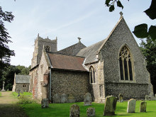 Scarning, St. Peter and St. Paul's church, Norfolk © Adrian S Pye